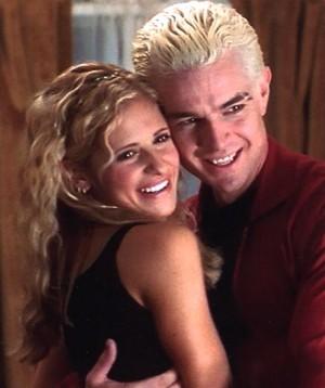 Buffy y Spike