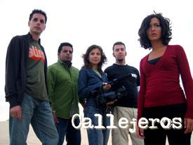 """El equipo de """"Callejeros"""""""