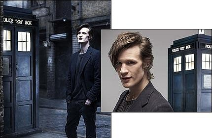 Matt Smith/Dr. Who
