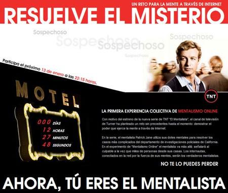 Mentalismo Online