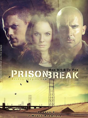Prison Break: T4