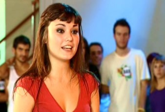 Raquel en Fama