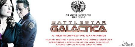 Battlestar Galactica ONU