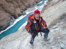 Jesús Calleja busca acompañantes para su próxima aventura