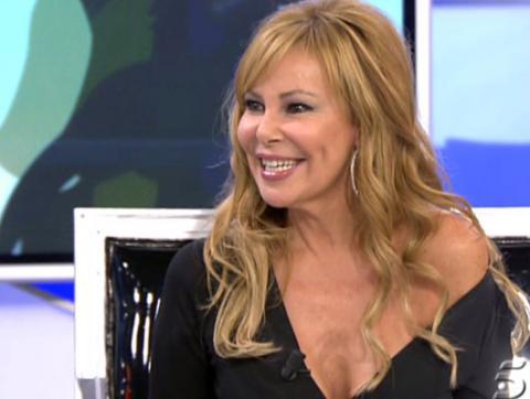 Ana Obregón en DEC