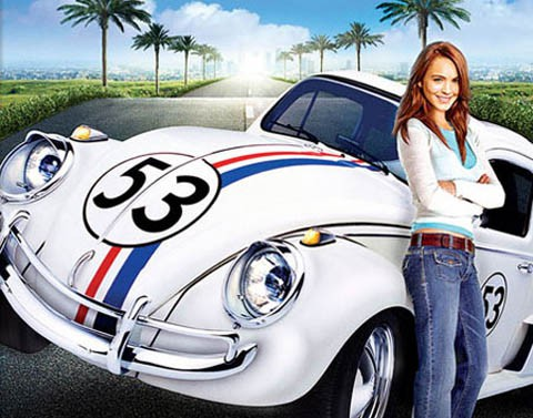 Herbie a tope