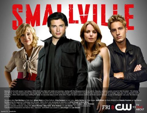 Novena temporada de Smallville