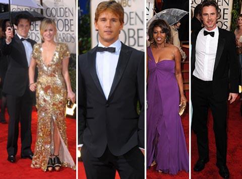 True Blood en Los Globos de Oro 2010