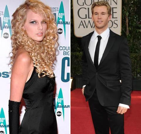 Taylor Swift y Ryan Kwanten