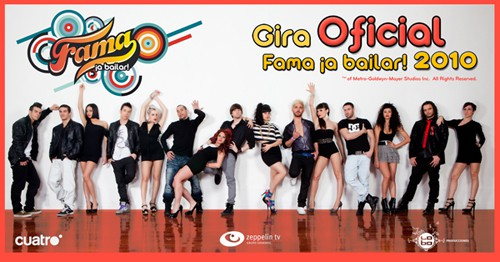 Gira Fama 2010
