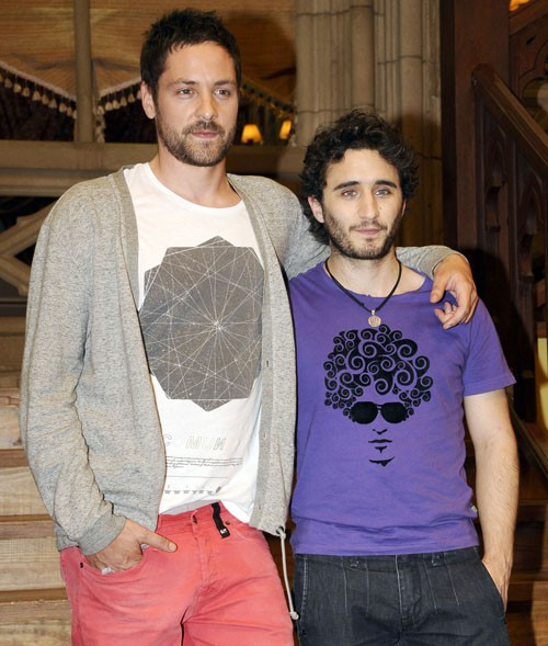 Iñaki Font y Nicolás Garrido