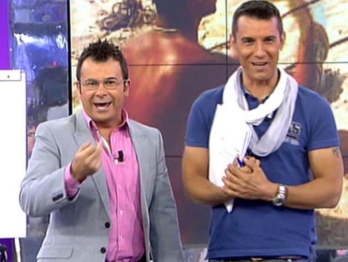 Jorge Javier Vázquez y Jesús Vázquez