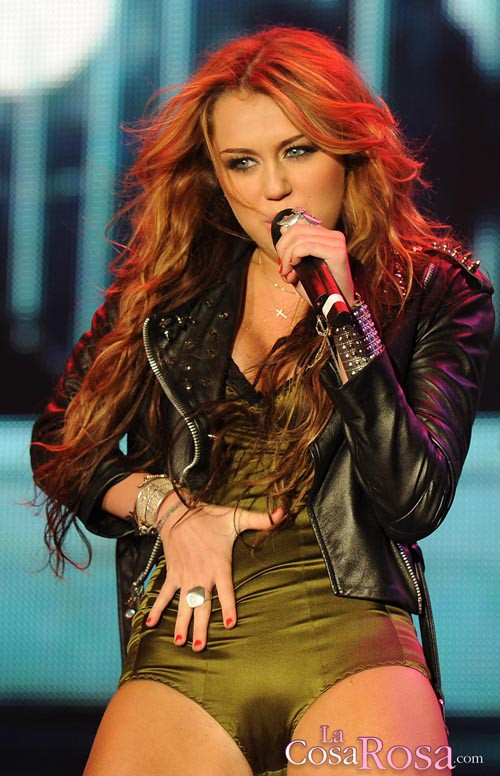 Miley Cyrus en Lisboa