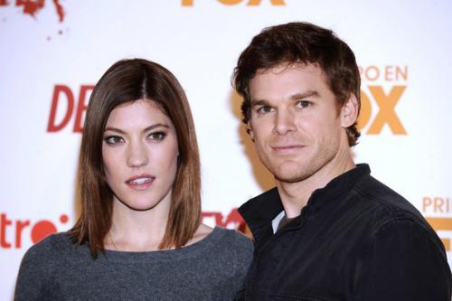 Dexter y Deb