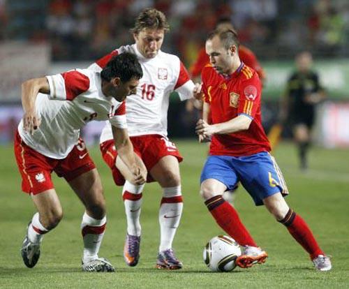 España-Polonia