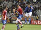El empate entre Italia y Paraguay, lo más visto del lunes y del mundial