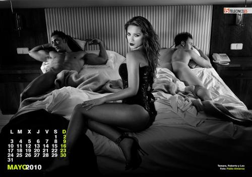 Calendario de Mujeres y Hombres y Viceversa