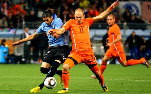 Holanda-Uruguay