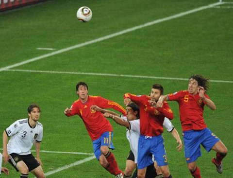 Gol de Puyol