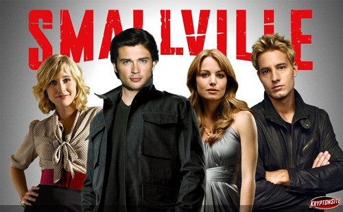 Póster de la novena temporada de Smallville