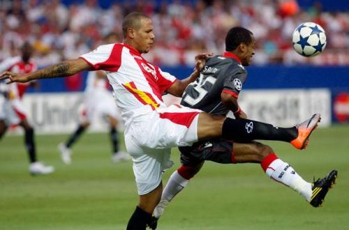 Sevilla C.F. contra el Sporting de Braga