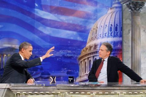 Obamadailyshow