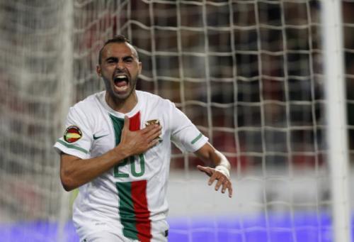 Martins, jugador de Portugal