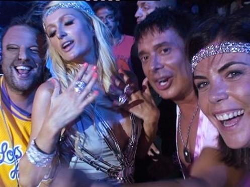 Paris Hilton con Samanta Villar