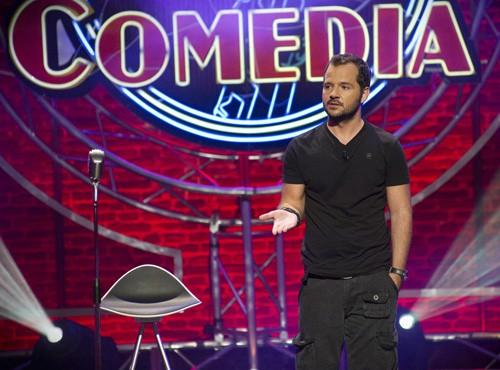 Ángel Martín aparece en El club de la comedia esta noche en laSexta