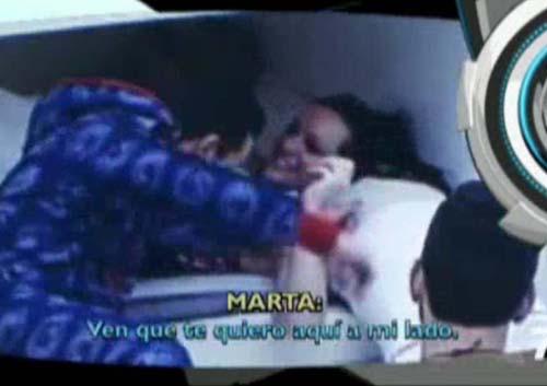 Marta y Rubén, Gran Hermano 12