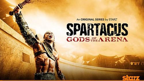 Spartacus:Gods of Arena