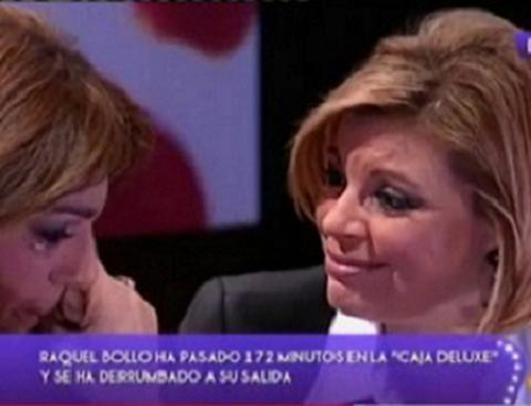 Raquel Bollo protagonista de La Caja Deluxe