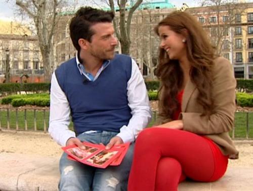 Arturo y Arantxa se van juntos