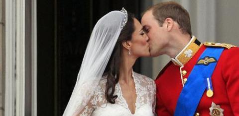 DEC conectará en directo con la boda del príncipe Guillermo y Kate