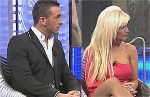 Chari y Rubén se someten a una terapia de pareja en La Noria