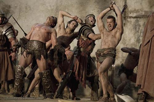 Final de temporada de Spartacus