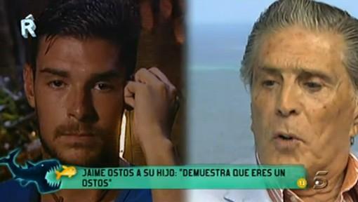 Jacobo Ostos, expulsado de Supervivientes