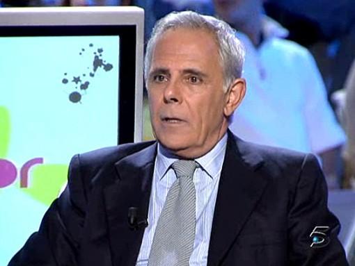 Jimmy Giménez-Arnau en La Noria