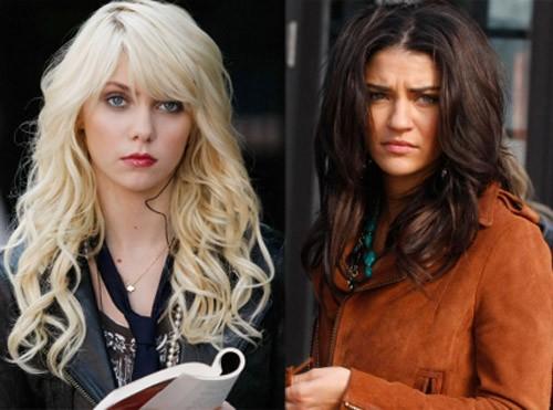 El adiós a Taylor Momsen y Jessica Szohr en la quinta temporada de Gossip Girl