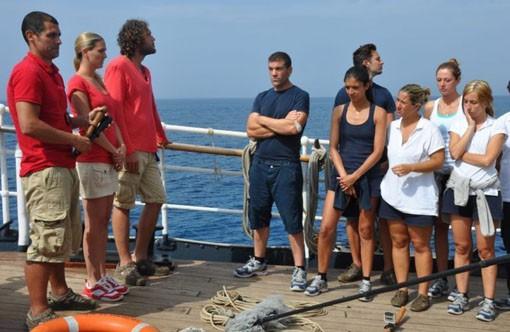 El barco: Rumbo a lo desconocido se estrena en Antena 3