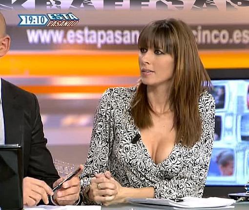 Lucía Riaño aterriza en San Fermín para trabajar