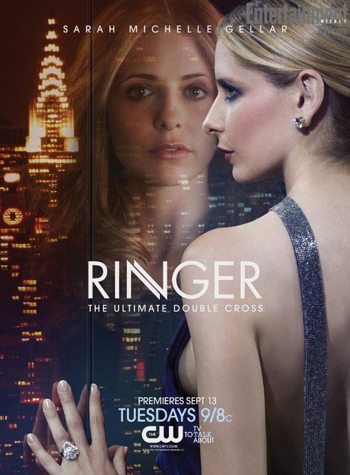 Primer póster promocional de The Ringer