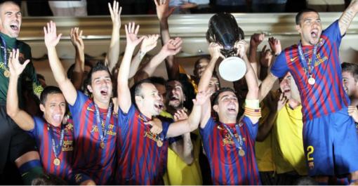 El Barça gana la Supercopa de Europa ante el Oporto