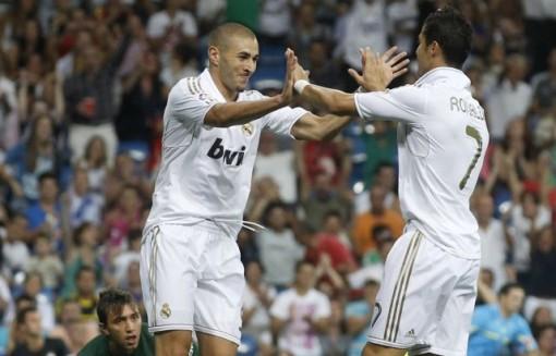 El Real Madrid vence al Galatasaray en el trofeo Santiago Bernabeu