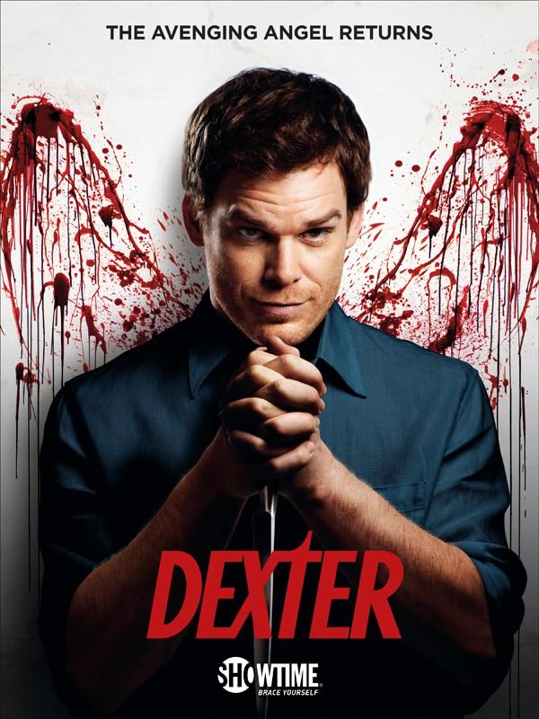 Dexter se convierte en un ángel