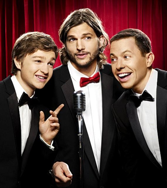 Novena temporada de Dos hombres y medio con Ashton Kutcher