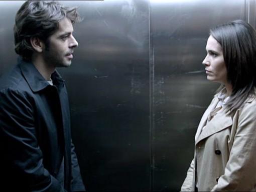 Eduardo Noriega y Celia Freijeiro en Homicidios
