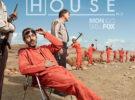 House en la octava temporada encarcelado
