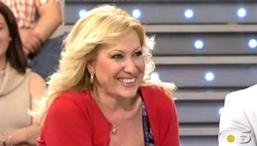 Rosa Benito vuelve a la tele