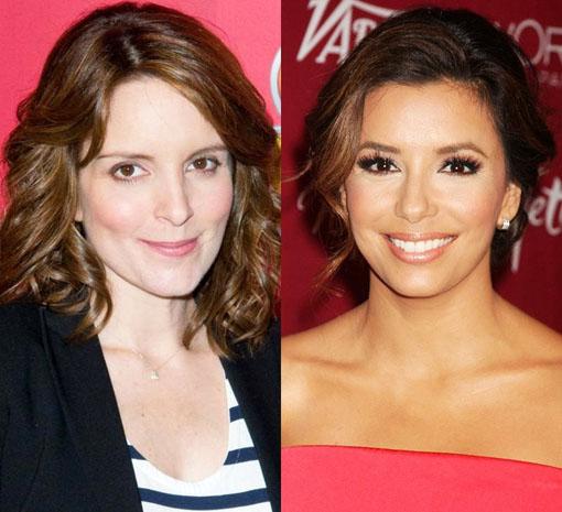 Tina Fey y Eva Longoria, las mejor pagadas de la tele según Forbes